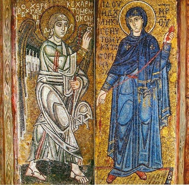 7 апреля – Благовещение Пресвятой Богородицы